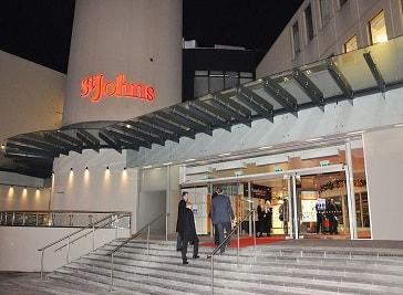 St Johns Walk Shopping Centre
