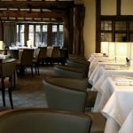 Le Talbooth restaurant in colchester