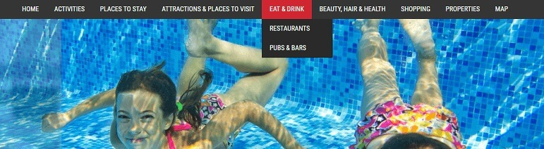 Drop Down menus Advertise with us What's on in Colchester